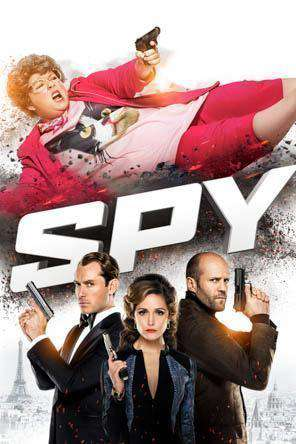Spy, Movie on DVD, Action Movies, Comedy