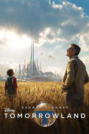 Tomorrowland, Movie on DVD, Family