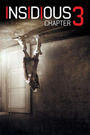 Insidious Chapter 3, Movie on DVD, Horror