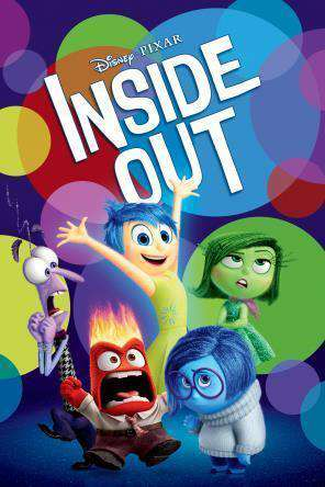 Inside Out (2015), Movie on DVD, Family Movies, Children