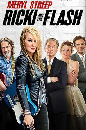 Ricki And The Flash, Movie on DVD, Comedy Movies, Drama