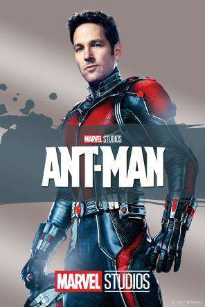 Ant-Man, Movie on DVD, Action Movies, Sci-Fi & Fantasy
