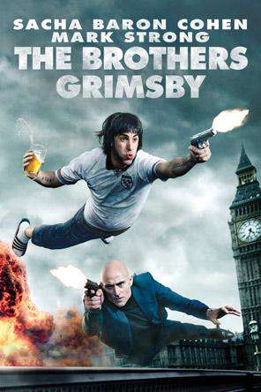 The Brothers Grimsby, Movie on DVD, Action Movies, Comedy Movies, Horror