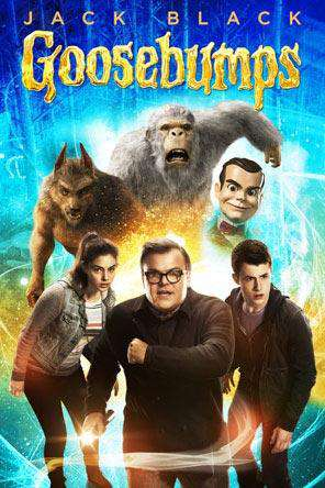 Goosebumps, Movie on DVD, Family