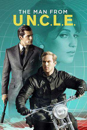 The Man From U.N.C.L.E., Movie on DVD, Action Movies, Drama Movies, Horror Movies, Thriller & Suspense