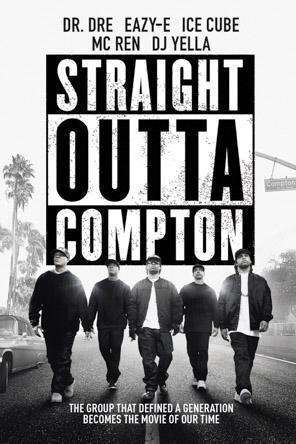 Straight Outta Compton, Movie on DVD, Drama Movies, Special Interest