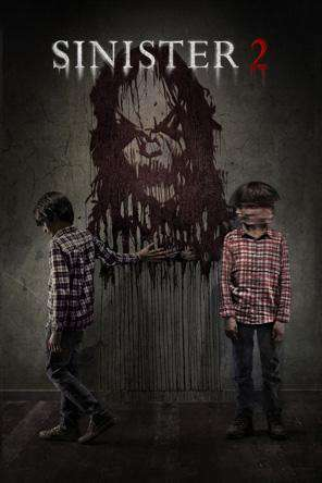Sinister 2, Movie on DVD, Horror