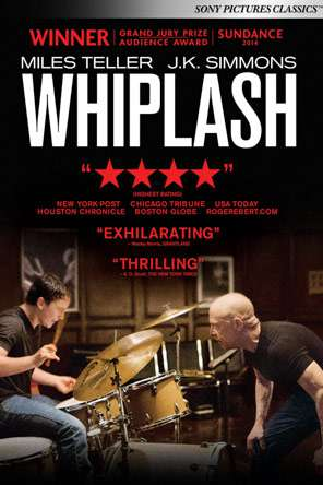 Whiplash, Movie on DVD, Drama