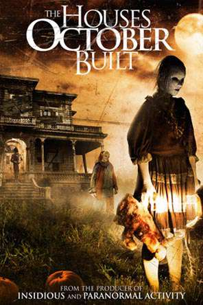 The Houses October Built, Movie on DVD, Horror
