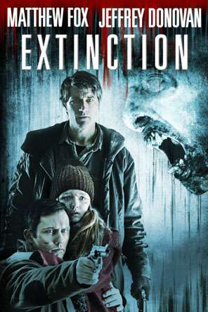 Extinction, Movie on DVD, Horror