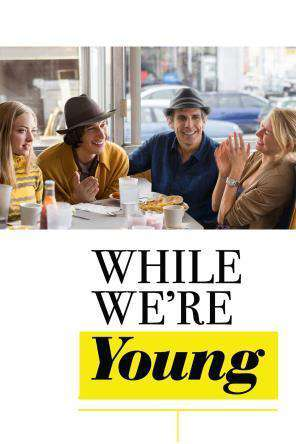 While We're Young, Movie on DVD, Comedy Movies, Comedy