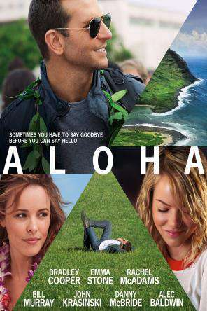 Aloha, Movie on DVD, Drama
