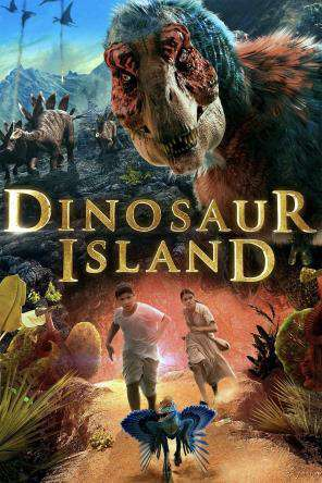 Dinosaur Island, Movie on DVD, Family