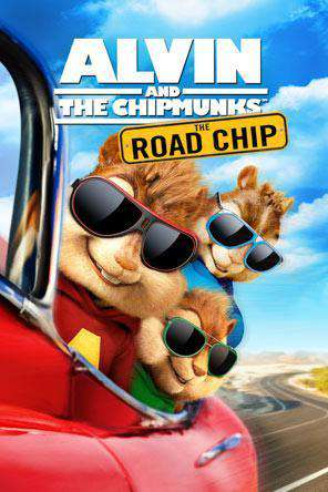 Alvin and the Chipmunks: The Road Chip, Movie on DVD, Family