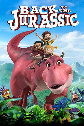 Back To The Jurassic, Movie on DVD, Animated Movies, Kids Movies, Family