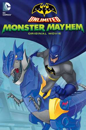 Batman Unlimited: Monster Mayhem, Movie on DVD, Action Movies, Family Movies, Adventure Movies, Kids