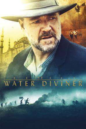 The Water Diviner, Movie on DVD, Drama