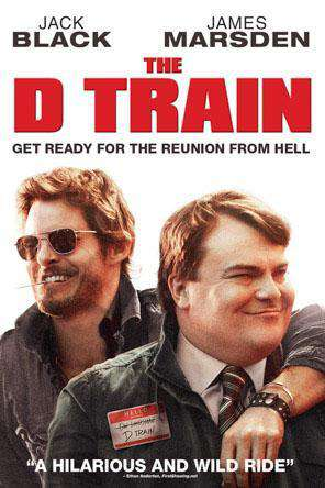 D Train, Movie on DVD, Comedy Movies, Comedy