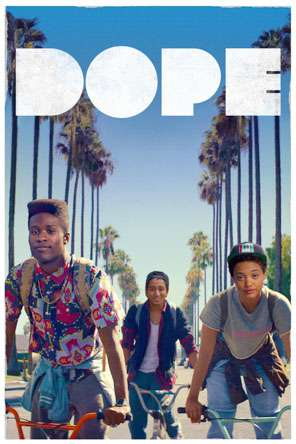 Dope, Movie on DVD, Comedy Movies, Drama