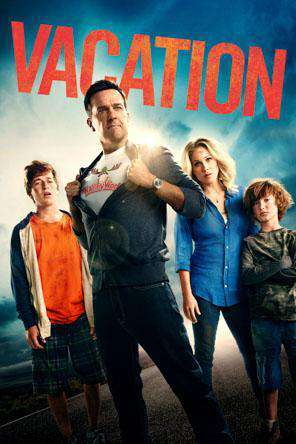 Vacation (2015), Movie on DVD, Comedy Movies, Sequel
