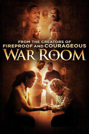 War Room, Movie on DVD, Drama
