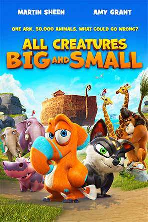 All Creatures Big and Small, Movie on DVD, Animated Movies, Kids Movies, Family