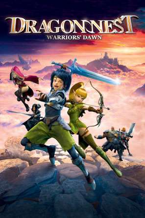 Dragon Nest: Warriors Dawn, Movie on DVD, Adventure Movies, Animated Movies, Family Movies, Special Interest