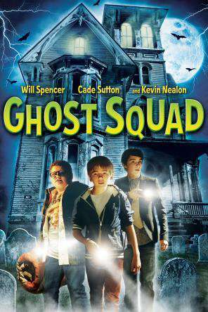 Ghost Squad, Movie on DVD, Family Movies, Family