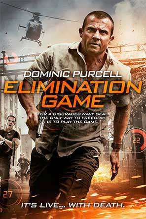 Elimination Game, Movie on DVD, Action