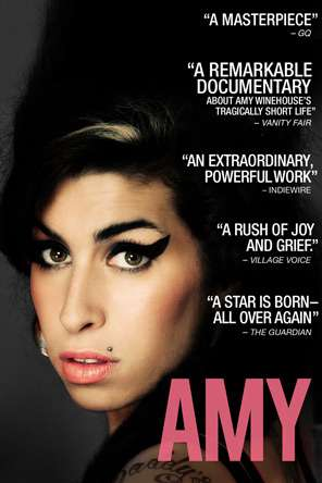 Amy (2015), Movie on DVD, Drama Movies, Documentary & Special Interest