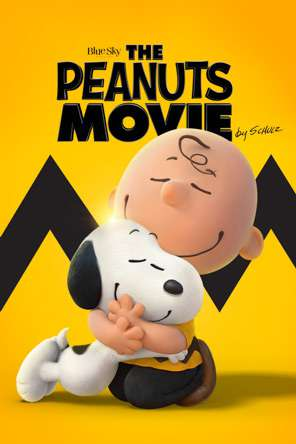The Peanuts Movie, Movie on DVD, Family