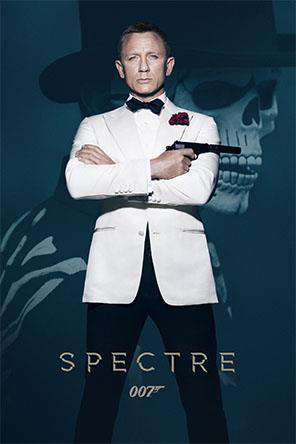 Spectre, Movie on DVD, Action Movies, Adventure Movies, Horror