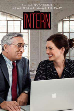 The Intern, Movie on DVD, Comedy