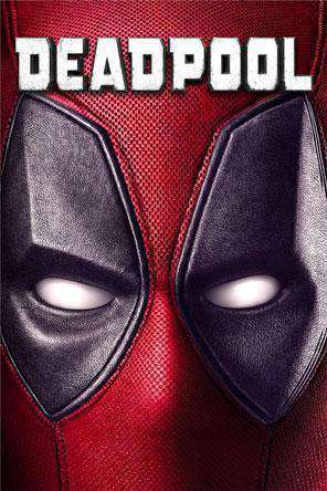 Deadpool, Movie on DVD, Action Movies, Comedy