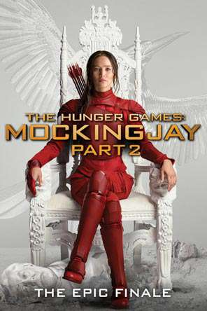 The Hunger Games: Mockingjay - Part 2, Movie on DVD, Action Movies, Adventure