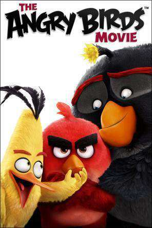 The Angry Birds Movie, Movie on DVD, Animated Movies, Comedy Movies, Family