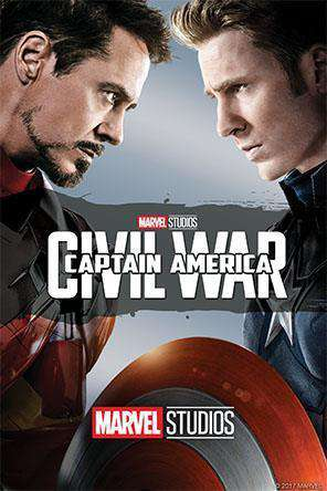 Captain America: Civil War, Movie on DVD, Action Movies, Adventure
