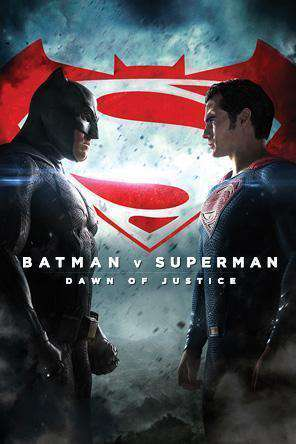 Batman v. Superman: Dawn of Justice, Movie on DVD, Action Movies, Adventure