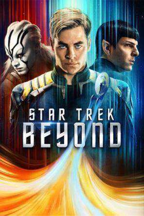 Star Trek Beyond, Movie on DVD, Action Movies, Adventure Movies, Sci-Fi & Fantasy