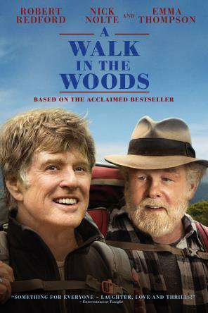 A Walk In The Woods, Movie on DVD, Drama
