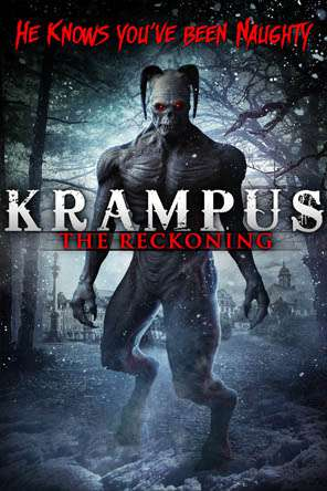 Krampus: The Reckoning, Movie on DVD, Horror Movies, Thriller & Suspense