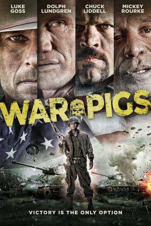 War Pigs, Movie on DVD, Action
