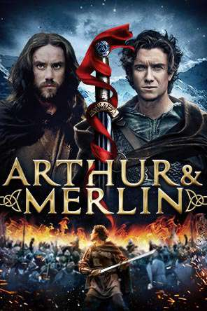 Arthur & Merlin, Movie on DVD, Action Movies, Special Interest Movies, Drama Movies, Fantasy Movies, Period