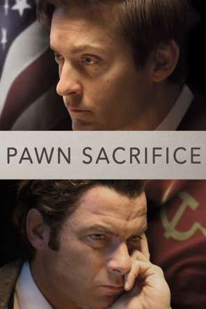Pawn Sacrifice, Movie on DVD, Drama