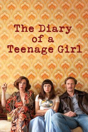 The Diary of a Teenage Girl, Movie on DVD, Drama