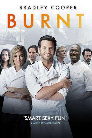 Burnt, Movie on DVD, Comedy