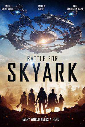 Battle For Skyark, Movie on DVD, Action Movies, Adventure Movies, Sci-Fi & Fantasy