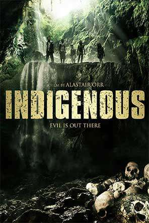 Indigenous, Movie on DVD, Horror Movies, Horror