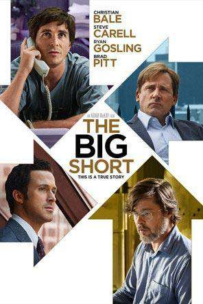The Big Short, Movie on DVD, Comedy Movies, Drama
