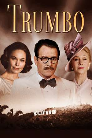 Trumbo, Movie on DVD, Drama